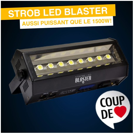 Location stroboscope Led Blaster chez Loclight.fr