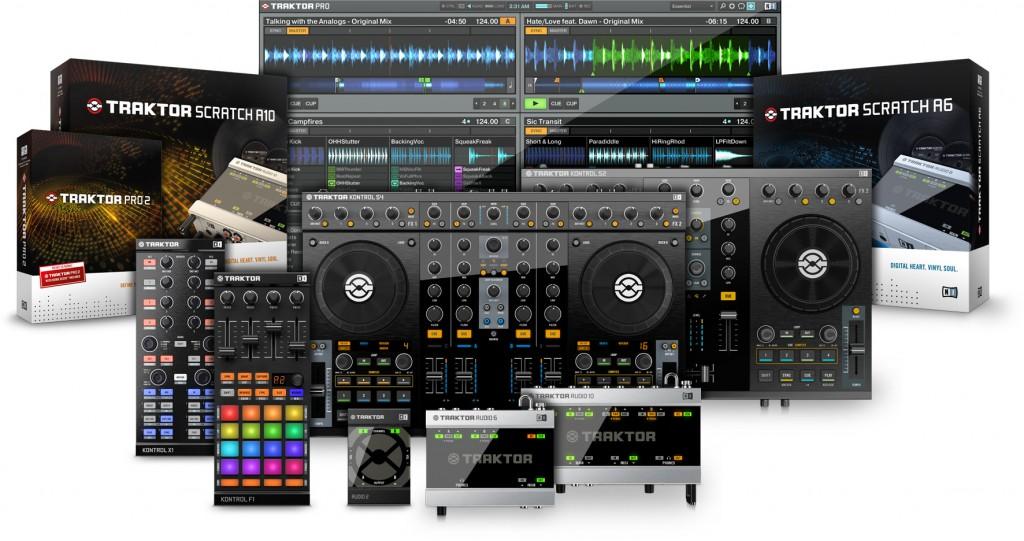 Choisir son controleur DJ tracktor